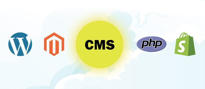 Content Management Systems Graphic